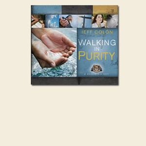 Walking In Purity - Audio CD Series