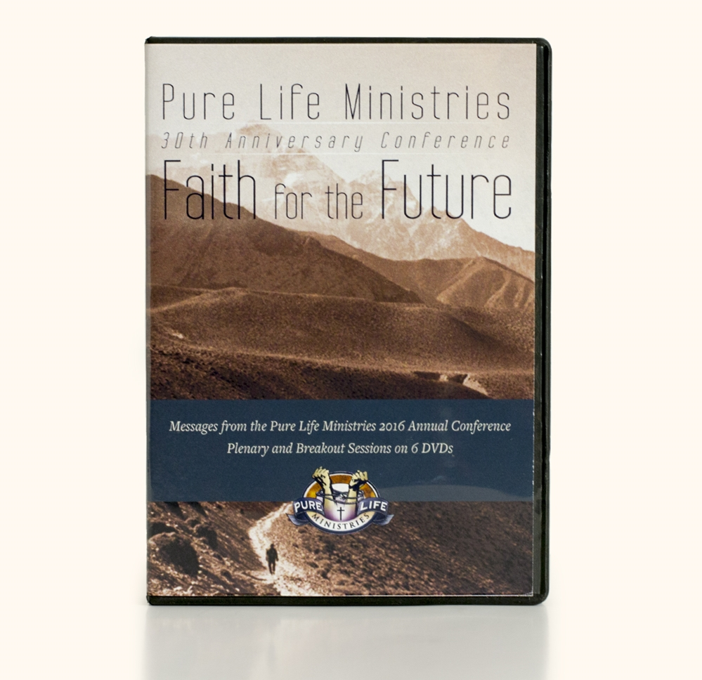 Annual Conference Messages - DVD set