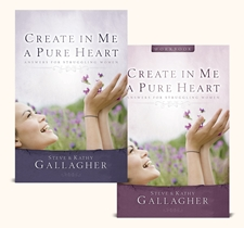 Create in Me a Pure Heart & Workbook Combo