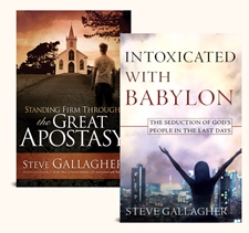 Intoxicated with Babylon & The Great Apostasy Combo